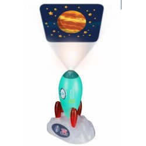 Cohete espacial con...