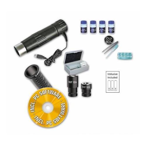 Microscopio 40x-1024x con...