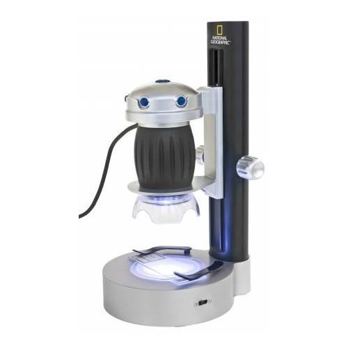 Microscopio 20x/200x...