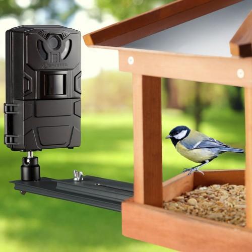Cámara para ornitología...