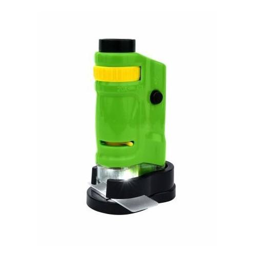 Microscopio de bolsillo...