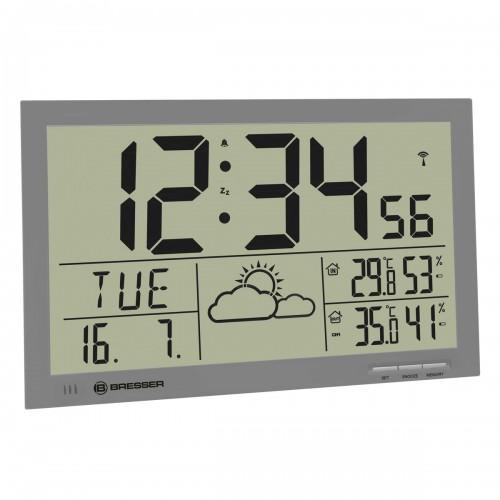 Reloj meteorológico LCD...