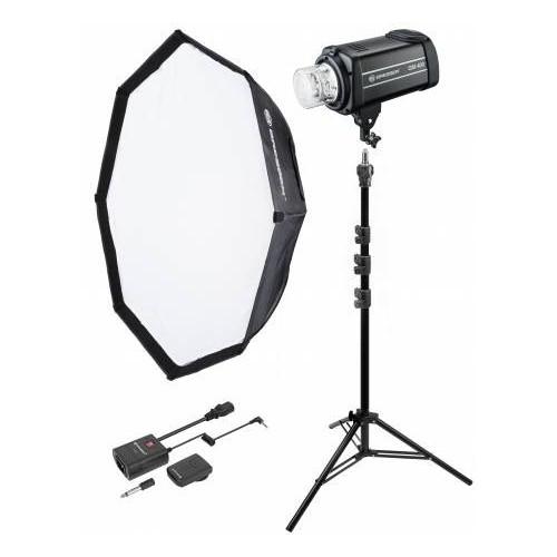 Kit Flash de Estudio Gm-400...