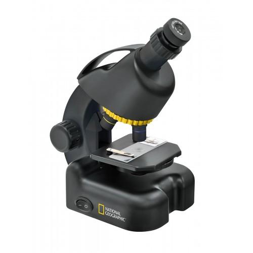 Microscopio 40-640x con...
