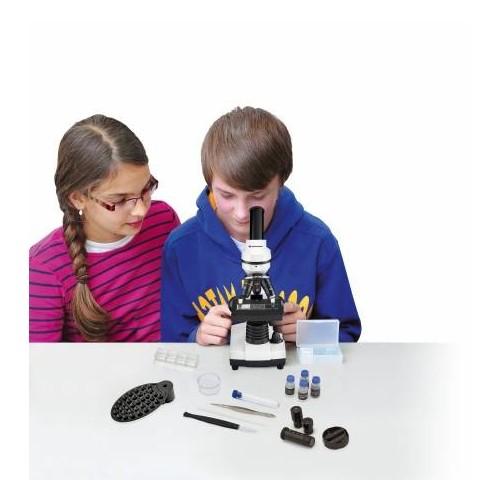 Microscopio escolar Biolux...