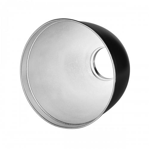 Reflector medio de aluminio...
