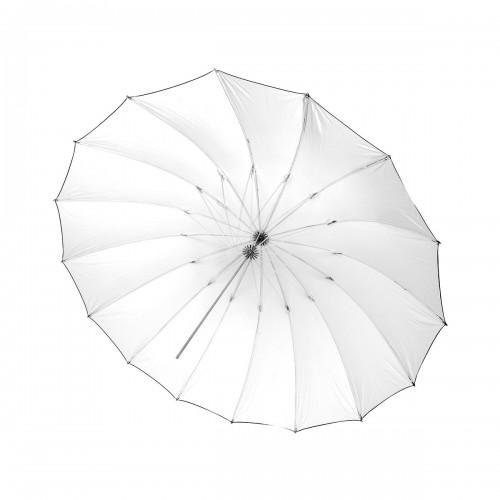 Jumbo Paraguas blanco/negro...
