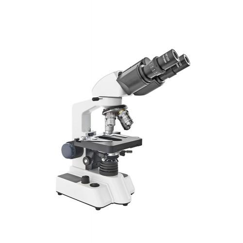 Microscopio binocular...