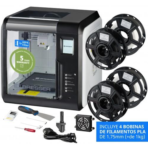 Pack Impresora 3D con WiFi,...