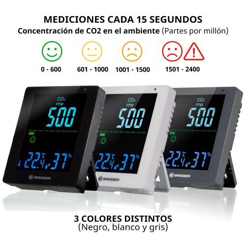 Detector de CO2 Bresser