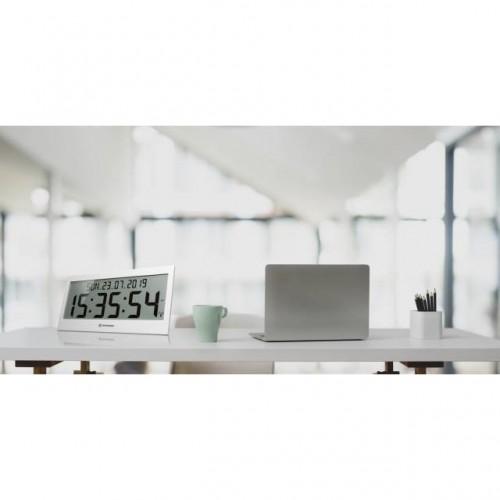 Reloj digital de pared LCD...