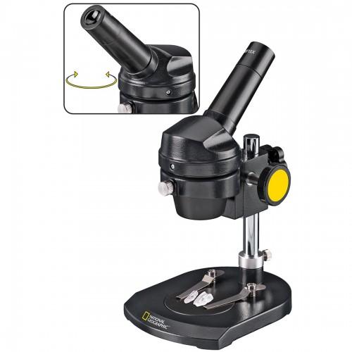 Microscopio De Luz 20X...