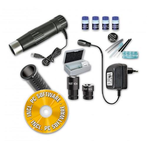 Maleta Set de Microscopio...