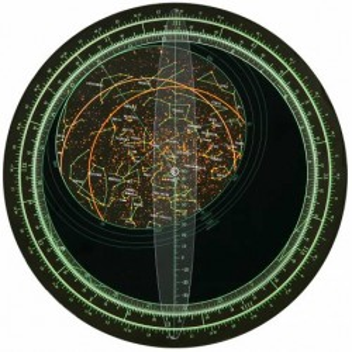 Mapa estelar giratorio Bresser